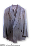 "Autographs, Ray Liotta ""Turbulence"" Screen Worn Jacket"