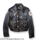 "Autographs, Jennifer Lopez ""Angel Eyes"" Screen Worn Jacket"