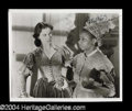 Autographs, Butterfly McQueen Gone With The Wind Signed Pic