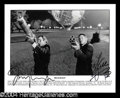 Autographs, Men In Black Will Smith & T.L. Jones Signed Photo