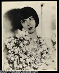 Autographs, Colleen Moore Vintage Signed 11 x 14 Photo