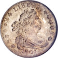 Early Dimes, 1807 10C MS65 NGC....