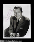 Autographs, Robert Taylor Vintage Signed Photo