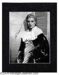 Autographs, Claire Trevor Signed Photo