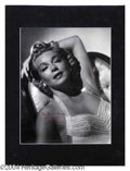 Autographs, Lana Turner Stunning Signed Photo