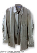 Autographs, Robin Williams (Bicentennial Man) Screen Worn Shirt