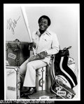 Autographs, Flip Wilson Signed Photograph