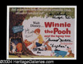 Autographs, Winnie the Pooh Signed Photograph