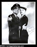 Autographs, Dana Andrews Signed 8 x 10 Photo