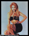 Autographs, Christina Applegate Signed Photo