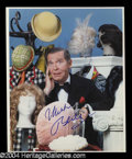 Autographs, Milton Berle Great Signed 8 x 10 Photo