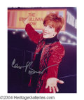 Autographs, Carol Burnett Signed 8 x 10 Photo