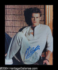 Autographs, Hayden Christensen Signed 8 x 10 Photo