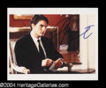 Autographs, Tom Cruise Rare Signed 8 x 10 Photo