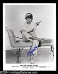 Autographs, Tony Curtis Signed Photo