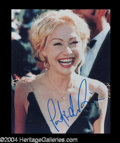 Autographs, Portia De Rossi Signed 8 x 10 Photo