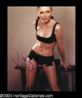 Autographs, Kirsten Dunst In-Person Signed Photo
