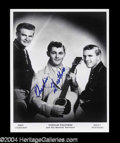 Autographs, Charlie Feathers Signed 8 x 10 Photo