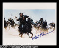 Autographs, Oded Fehr Signed 8 x 10 Photo