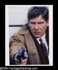 Autographs, Harrison Ford Signed 8 x 10 Photo