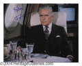 Autographs, John Forsythe In-Person Signed Photo