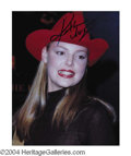 Autographs, Katherine Heigl In-Person Signed Photo