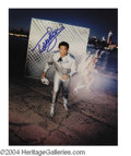 Autographs, Tom Jones Signed 8 x 10 Photo