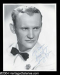 Autographs, Sammy Kaye Signed Photo