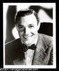Autographs, Gene Kelly Signed 8 x 10 Photo