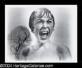 Autographs, Janet Leigh Signed 8 x 10 Photo