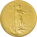 Proof Saint-Gaudens Double Eagles, 1908 $20 Motto PR66 NGC....