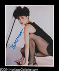 Autographs, Demi Moore Rare Signed Photo