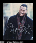 Autographs, Eddie Murphy Signed 8 x 10 Photo