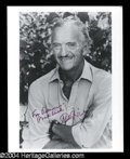 Autographs, David Niven Signed 8 x 10 Photo