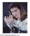 Autographs, Rene Russo Signed 8 x 10 Photo