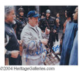 Autographs, Ridley Scott Signed 8 x 10 Photo