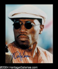 Autographs, Wesley Snipes In-Person Signed Photo