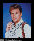 Autographs, Robert Stack In-Person Signed Photo