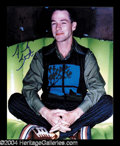 Autographs, French Stewart Signed 8 x 10 Photo