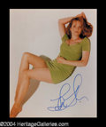 Autographs, Lea Thompson In-Person Signed Photo