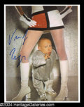 Autographs, Verne Troyer Signed Photo
