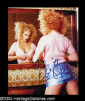 Autographs, Elizabeth Berkley Hot Signed 8 x 10 Photo
