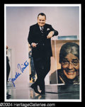 Autographs, Jonathan Winters Signed 8 x 10 Photo