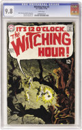 Silver Age (1956-1969):Horror, The Witching Hour #3 (DC, 1969) CGC NM/MT 9.8 White pages....