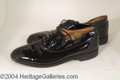 Autographs, Elton John Owned & Worn Dress Shoes