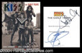 Autographs, KISS: Gene Simmons & Paul Stanley Signed Book