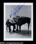 Autographs, Jerry Lee Lewis Signed 8 x 10 Photo