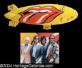 Autographs, The Rolling Stones One-Of-A-Kind Signed Item