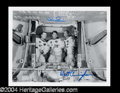 Autographs, Apollo 7: Schirra & Cunningham Signed Photo (C)
