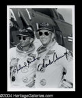 Autographs, Gemini XI: Conrad & Gordon Signed Photo